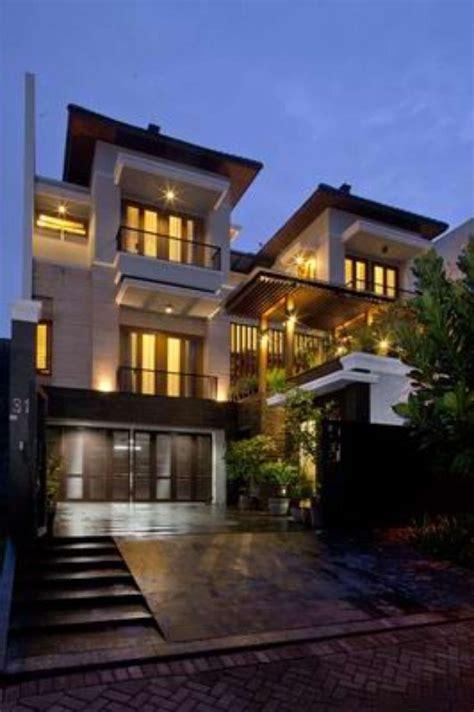 modern asian tropical house design design  home
