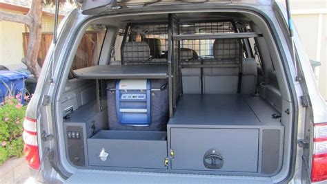suv drawer system drawer storage system expedition portal overland and