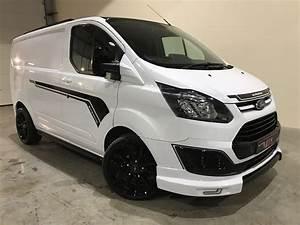 Ford 2017 66 Transit Custom 270 2 0 Tdci Elite Edition