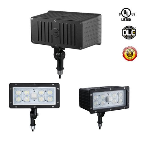led security outdoor led flood light with photocell