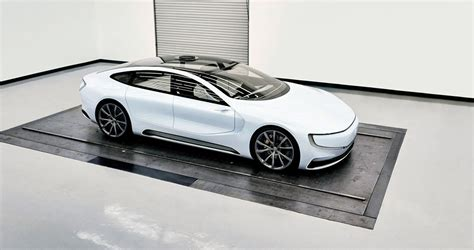Lesee Concept Heralds New Electric Car From Chinas Leeco