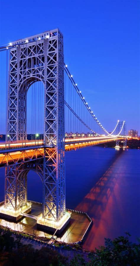 bridge george washington bridges amazing around travel most gw suspension known worlds visit
