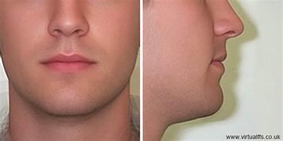 Lips Chin Animation Guys Lip Male Mouth