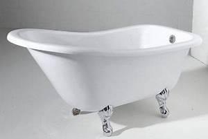 Petite Baignoire Retro : baignoire sur pied baignoire pattes de lion 10 mod les ~ Edinachiropracticcenter.com Idées de Décoration