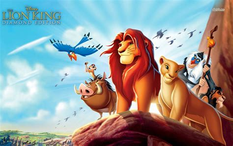 lion king hd wallpaper canzoni disney animazione disney