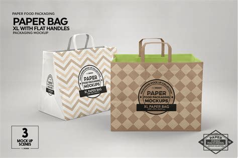 Free female holding kraft paper shopping bag mockup psddiscover the world's top designers & creatives. Glossy Kraft Paper Shopping Bag Mockup Front View - Free ...