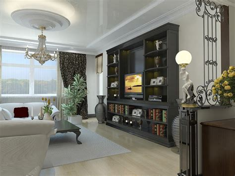 Living Room Center by Glorious Electric Fireplace Entertainment Center