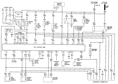1999 Nissan Sentra Engine Schematic by I Nissan Sentra 160 Se 94 Model My Problem Is That
