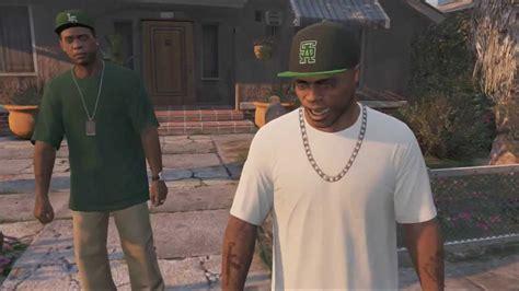 Gta V Grove Street/franklin And Lamar Missions [4]