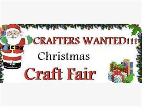 vendors and crafters wanted for st marys christmas craft