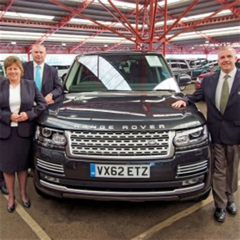 highest priced auction land rover  sells    bca