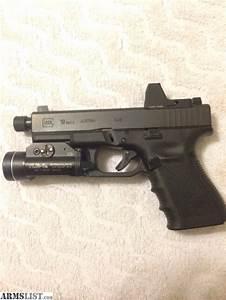 ARMSLIST - For Sale/Trade: Glock 19 Gen 4 w/ Trijicon RMR