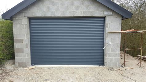 Electric Garage Doors by Electric Roller Garage Doors Automated Garage Doors In