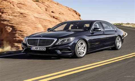 Mercedes-benz To Launch New S-class By 2013-end In India