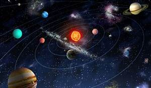 Does our solar system have a special connection to the ...