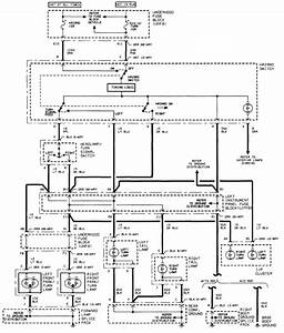 Saturn Relay Schematic  Saturn  Wiring Diagrams Instructions