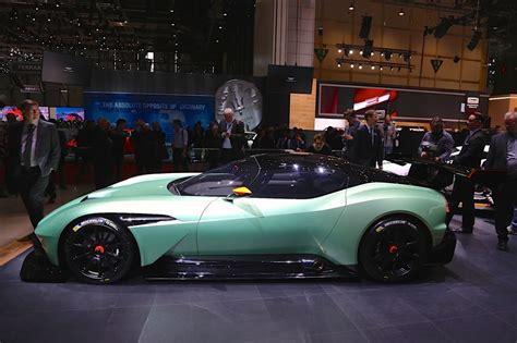 aston martin vulcan   north american debut