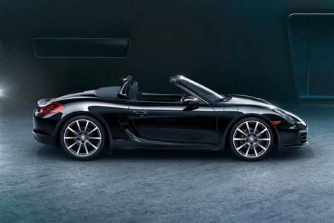 Porsche 911 και Boxster Black Edition