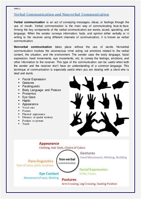 Non Verbal Communication Assignment Pennsylvania Assigned Risk Plan