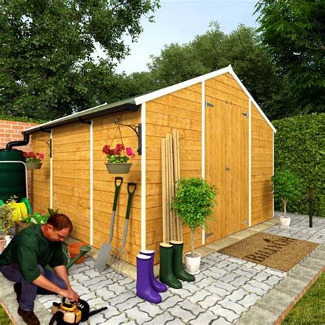 garden sheds lincoln buy billyoh 4000m windowless lincoln tongue and groove