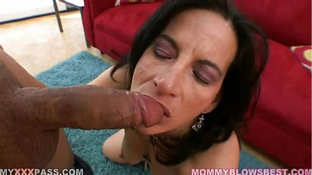 #Hot #Momma #Melissa #Monet #Feeds #Her #Starving #Mouth #With #A
