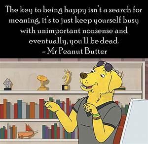 bojack horseman mr peanut butter Quotes