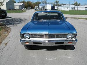 1969 Chevy Nova 2dr 350 Engine Turbo 350 Trans Nice Driver