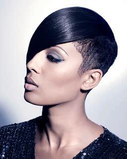 Hairstyles with bangs african american 2014: Black women