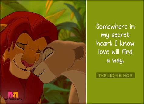Disney Lion King Love Quotes