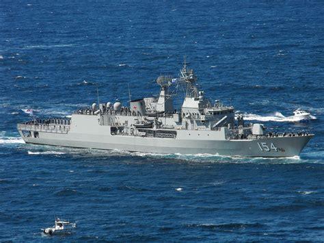 HMAS Parramatta (FFH 154) - Wikipedia