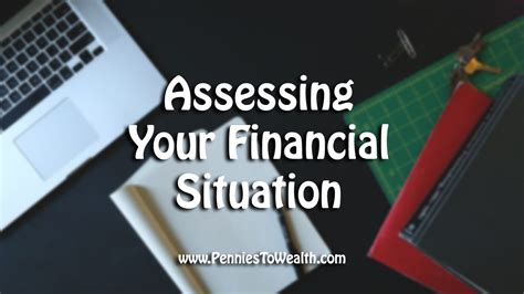 "Assessing Your Financial Situation – ""The Basics"": Pt 1 ..."