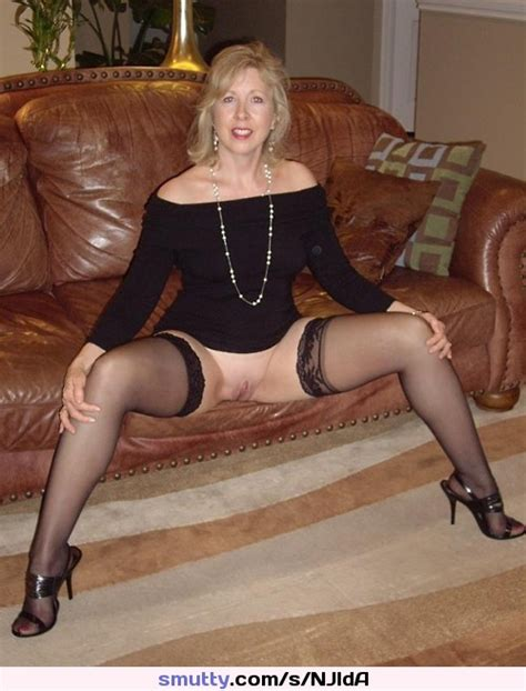 Mature Milf Mom Mommy Stocking Stockings Heels