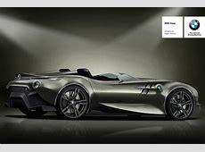 BMW 100th Anniversary Concept Rendered autoevolution