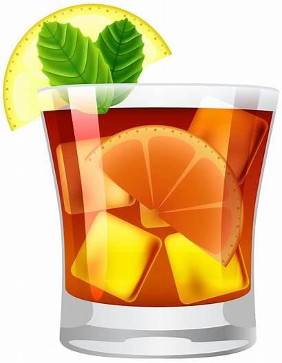 Cocktail Clipart Drink Cuba Libre Christmas Clip