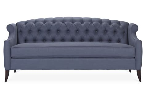 blue tufted sectional sofa tufted blue sofa blue plinth based sofa with tufted arms