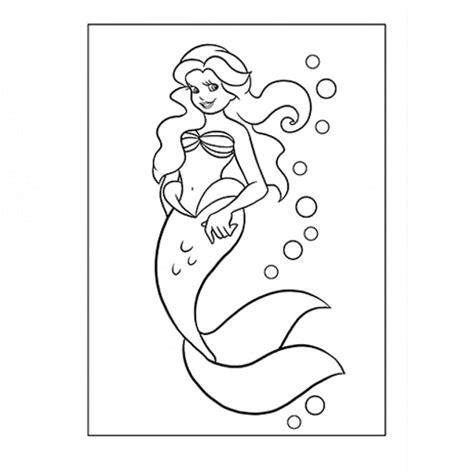 mermaids coloring activities books school zone