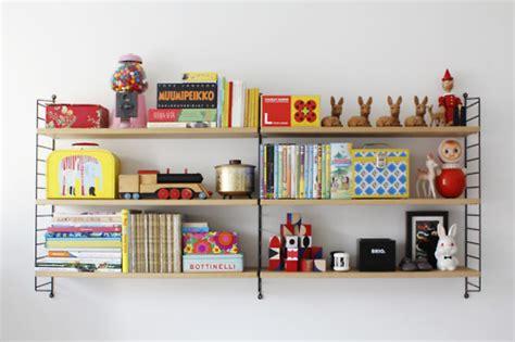 20 Cool Kids Toy Shelf Ideas