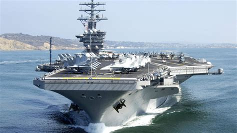 Aircraft Carrier  Full Hd Desktop Wallpapers 1080p