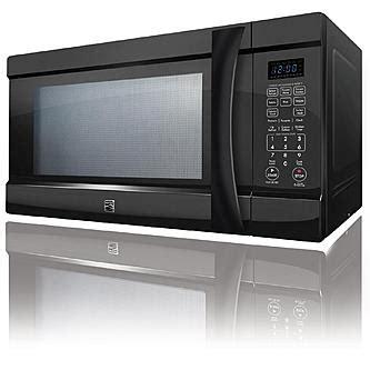 kenmore countertop microwave kenmore elite countertop microwave 2 2 cu ft 74229 sears