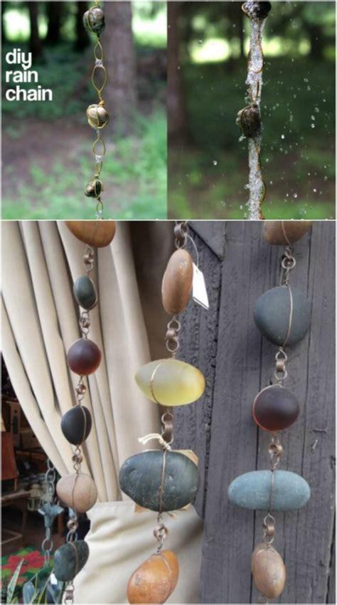 fantastic diy rain chain ideas  freshen