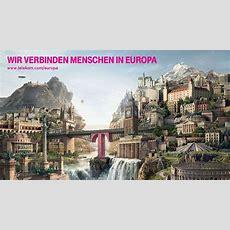Telekomkampagne Wie Das Magentat Zur Brücke In 12