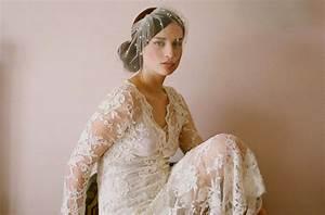 romantic bridal blusher lace wedding dress onewedcom With romantic lace wedding dress