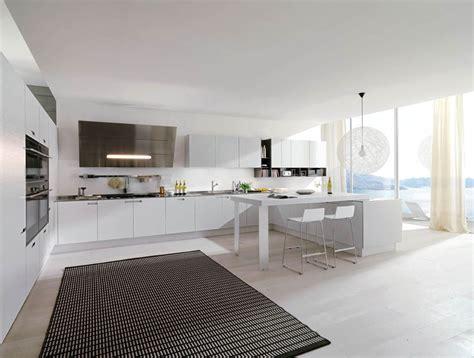 decoracion de cocinas blancas