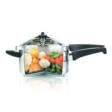 pressure cooker duromatic kuhn rikon steel stainless olla cuisson energy efficient pression sous cookers quart classic ch qt visitar litre