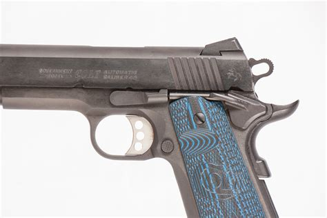 COLT GOVENMENT COMPETITION SERIES 45 ACP USED GUN INV 233006 | Dury's Guns