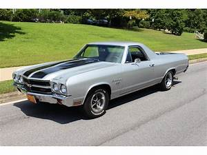 1970 Chevrolet El Camino For Sale On Classiccars Com
