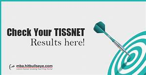 TISS-NET Result 2019 - Check TISS-NET Exam 2019 Result at ...