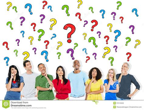 Image result for pic people asking questions
