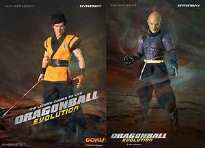 Dragonball: Evolution Goku & Piccolo in 1/6 by Enterbay