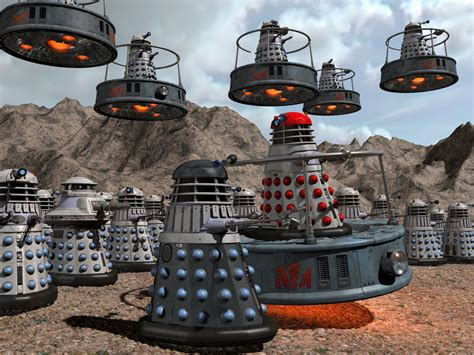 Mechmaster's Virtual Daleks 19